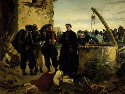 Anna Cuminello Found Dead Days after Battle of San Martino in 1859