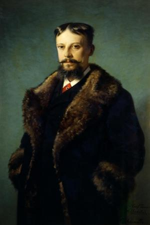 Portrait of Alfonso Serbatisti