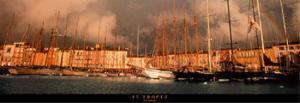 Rainbow - St. Tropez by Carlo Borlenghi
