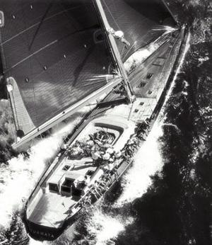 Tuamata Maxi Yacht, Rolex Cup by Carlo Borlenghi