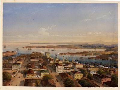 General View of Sevastopol, 1856