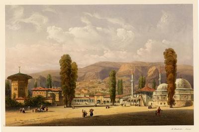 The Bakhchisaray Khan's Palace, 1856