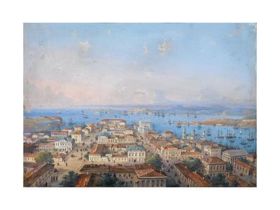 View of Sevastopol, 1860S-1870S