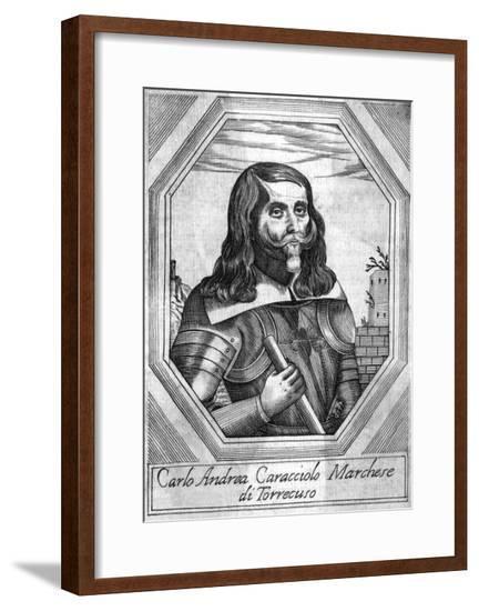 Carlo Caracciolo--Framed Giclee Print