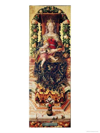 The Madonna of the Little Candle
