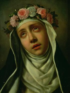 St. Rose of Lima by Carlo Dolci