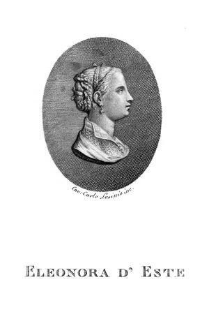 Eleonora D'Este Ferrara