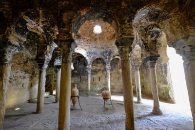 Arab baths, Banys Arabs, Palma, Majorca, Balearic Islands, Spain, Europe