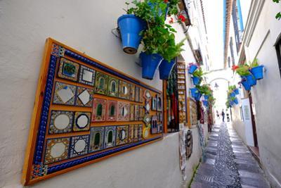 Calle De Las Flores, Cordoba, Andalucia, Spain