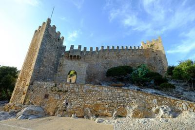 Castell de Capdepera, Majorca, Balearic Islands, Spain, Europe