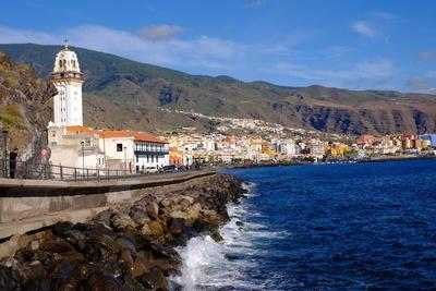 City of Candelaria in the Eastern Part of the Island of Tenerife, Canary Islands, Spain, Europe