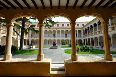 Monastery of Santa Maria de la Real, Majorca, Balearic Islands, Spain, Europe