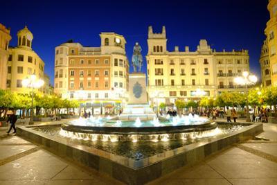 Plaza Tendillas, Cordoba, Andalucia, Spain