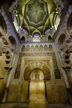 The Mezquita of Cordoba, Andalucia, Spain