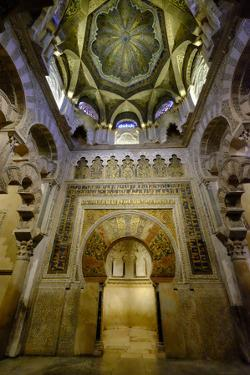 The Mezquita of Cordoba, Andalucia, Spain by Carlo Morucchio