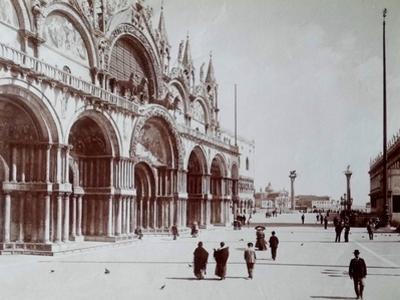 Basilica San Marco, Venice, C.1870