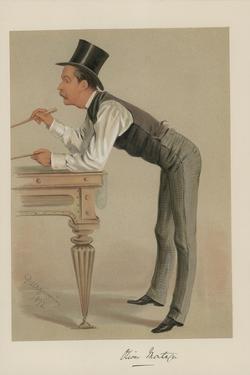 Hon Oliver Montagu by Carlo Pellegrini