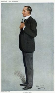 Lord Elphinstone, VF 1911 by Carlo Pellegrini