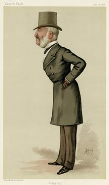 Sir Charles Palmer by Carlo Pellegrini