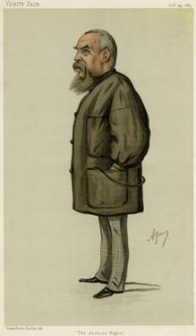 Sir Richard Burton by Carlo Pellegrini
