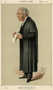 Thomas Erskine May by Carlo Pellegrini
