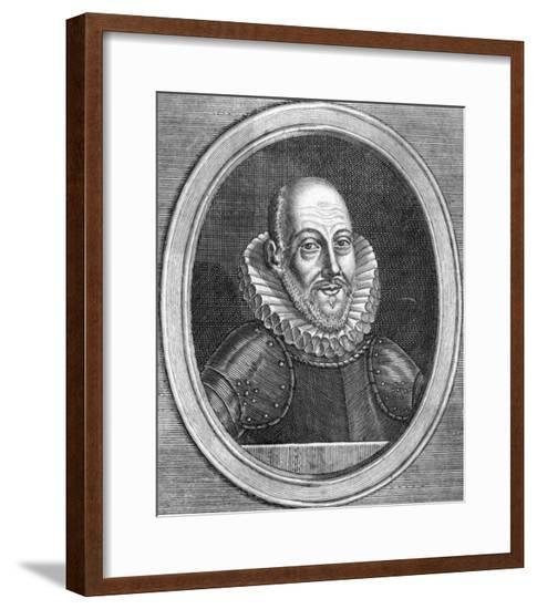 Carlo Spinelli--Framed Giclee Print