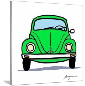 Green Bug by Carlos Beyon