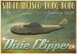 Dixie Clipper by Carlos Casamayor