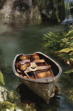 Memories of the Old Lake (version 2) by Carlos Casamayor