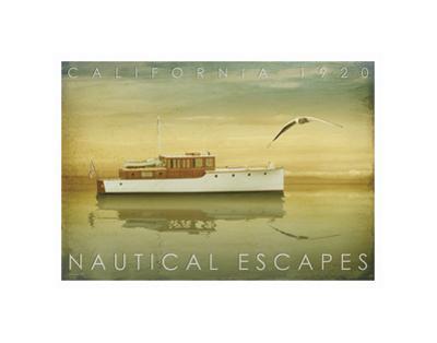 Nautical Escapes 1 by Carlos Casamayor