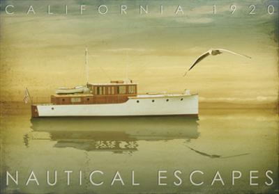 Nautical Escapes 1 by Carlos Casamayor