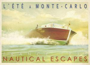 Nautical Escapes 2 by Carlos Casamayor