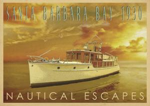 Nautical Escapes 6 by Carlos Casamayor