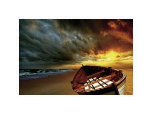 Soft Sunrise on the Beach, no. 9 by Carlos Casamayor