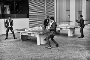 Morning Break by Carlos Costa