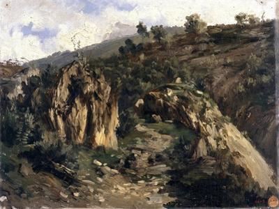 Carlos de Haes / Picos de Europa, ca. 1874 by Carlos de Haes