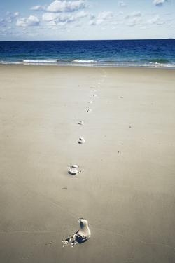 Footprints by Carlos Dominguez