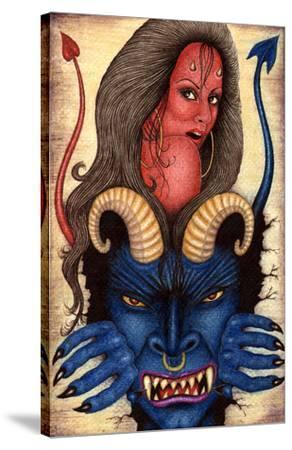 Blue Demon by Carlos Fox Lopez
