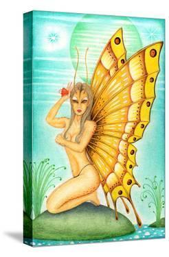 Butterfly Alien by Carlos Fox Lopez