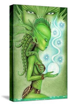 Octopus Alien by Carlos Fox Lopez
