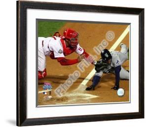 Carlos Ruiz Game 5 of the 2008 World Series