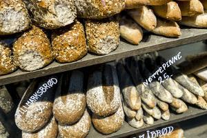 Traditional Bread of Norway, Oslo. Europe by Carlos Sanchez Pereyra