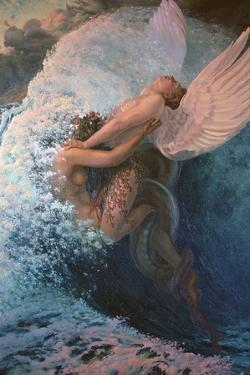 Spleen and Ideal, 1907 by Carlos Schwabe
