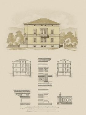 Estate and Plan II by Carlsruhe