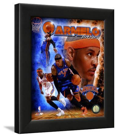 Carmelo Anthony 2011 Portrait Plus