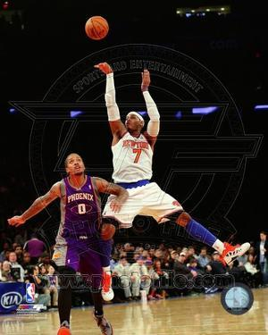 Carmelo Anthony 2012-13 Action