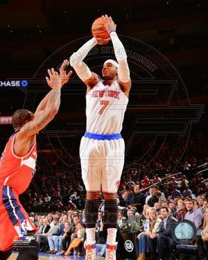 Carmelo Anthony 2013-14 Action