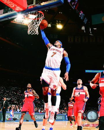 Carmelo Anthony 2014-15 Action