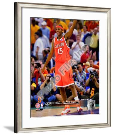 Carmelo Anthony Syracuse University Orangeman