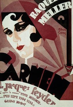 Carmen De Jacquesfeyder Avec Raquel Meller 1926